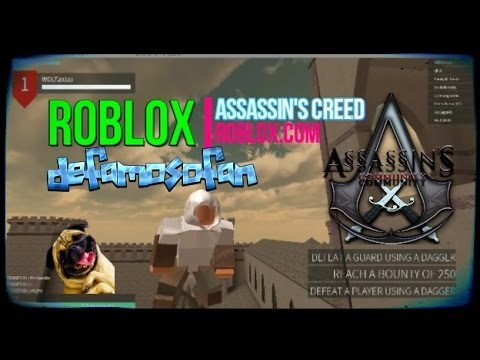 Roblox Assaessin's Creed
