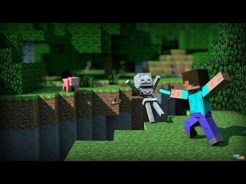 Minecraft #1-g*t kadar ev