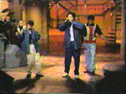 RARE ! DIGABLE PLANETS- live with David Letterman Band ...