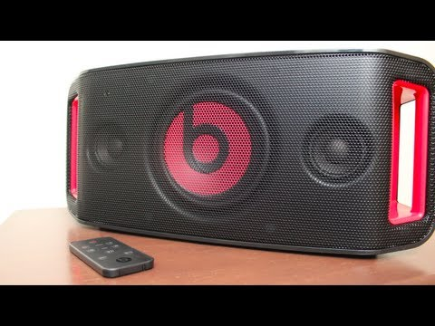 Beats by Dre Beatbox Portable Unboxing