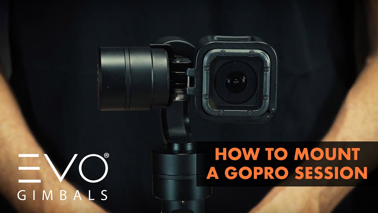 EVO Gimbals Charging Cable for GoPro Hero5 Hero6 and Hero7 Cameras