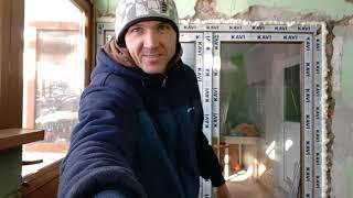 ♂ Deaf  Установка пластиковых дверей @Deaf  Дмитрий Орехов.