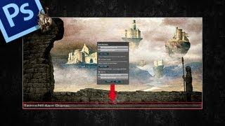 Cómo poner marca de agua automáticamente en Photoshop CS5/CS6
