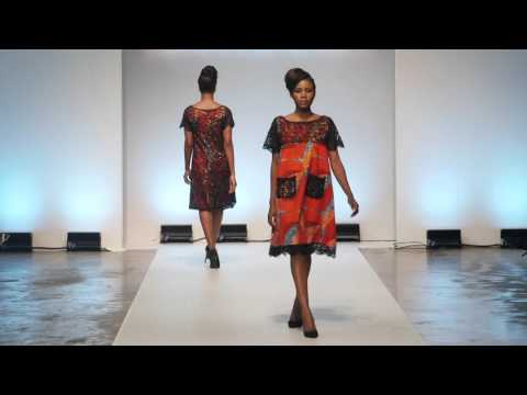 Africa Fashion Week London 2015 - Day One Desginers: VICTORIA GRACE