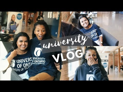LIFE AS A CRIMINOLOGY STUDENT IN UNIVERSITY (University of Ontario - UOIT) | Annesha Adams