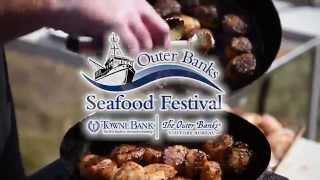 Outer Banks Seafood Festival Returns October 17, 2015