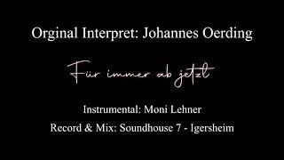 Johannes Oerding - Für immer ab jetzt Cover