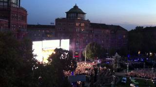 Söhne Mannheims - Kill All Psychopaths LIVE at autosymphonic