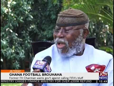 Ghana Football Brouhaha - Joy Sports Today (15-8-18)