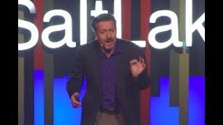 Achieving the Impossible: Eradicating World Blindness | Geoff Tabin | TEDxSaltLakeCity