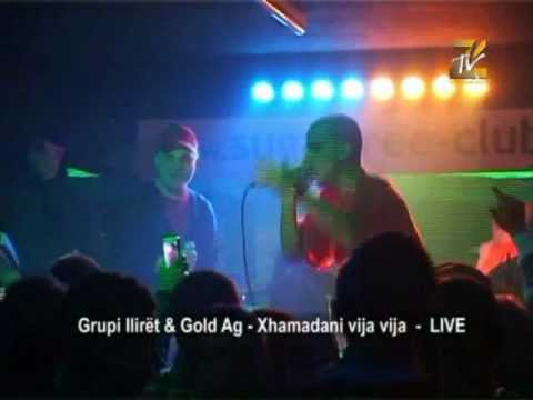 Gold AG & Shemi - XHAMADANI - Live (Official Video)