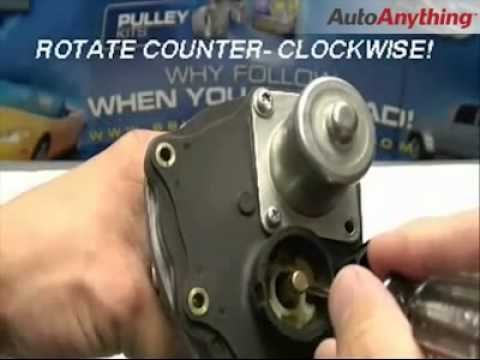 Install Bbk Power Plus Throttle Body On Ford Mustang 2005 09 Body