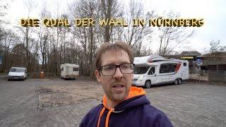Stellplatzsuche in Nürnberg - Unterwegs mit dem Wohnmobil