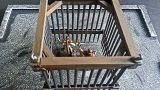 Crafting A Drop Cage Trap For D&d (the Dm's Craft, I Show You My Stuff Ep 8)