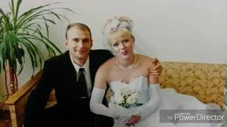 Поздравление с хрустальной свадьбой семьи Киселёвых.