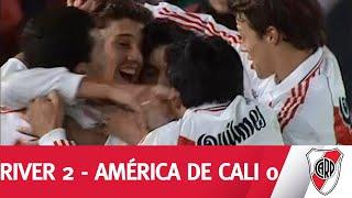 River, el dueño de América en la Libertadores 96
