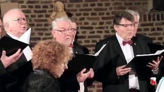 Chorale des Mineurs Polonais de DOUAI à FAUMONT LULAJZE JEZUNIU