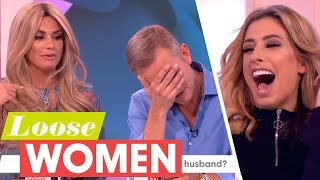 Jeremy Kyle Grills the Loose Women on Their Sex Lives | Loose Women