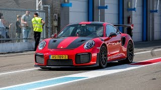 Porsche 991 GT2 RS Going FLATOUT on Track !