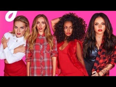 Little Mix - Black Magic ( Lirik )