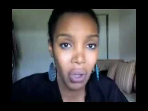 TYPICAL blaqueindigo video called Does The Black Woman Know Her Place...?