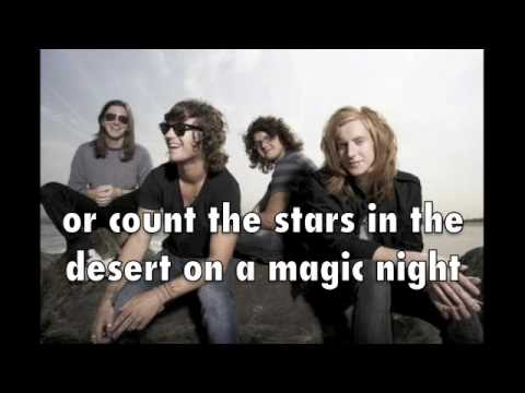 The Story Of Your Life - We The Kings (With Lyrics)