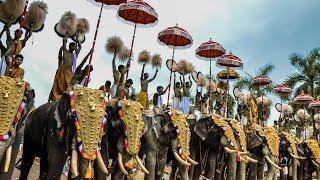 Kantha Njanum Varam Trissur Pooram Kanan..!! by CET Music Band  SARGAM 2015