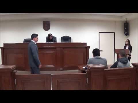 La argumentación jurídica en los juicios oralesиз YouTube · Длительность: 55 мин5 с