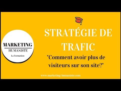 Trafic web: comment avoir plus de visiteurs sur son site !