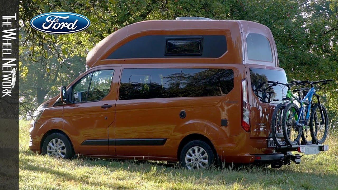 2019 Ford Transit Custom Nugget Plus High Roof Swb Youtube