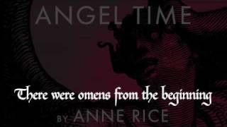 Angel Time by Anne Rice (book trailer)