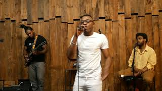 "THE SONGSTER SERIES Presents: IMANI Wj WRIGHT & MUAMMAR MUHAMMAD performing ""Like Them,"" 7/10/2018"