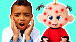 Miss Polly had a Dolly Song | Nursery Rhymes for Kids Songs with Anwar Kids Show