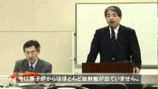 ARD(ドイツ公共放送) フクシマをめぐる日本の沈黙、嘘、隠蔽