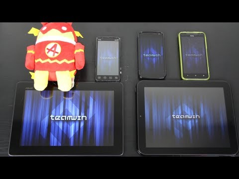 GooManager and TWRP Recovery Walkthrough