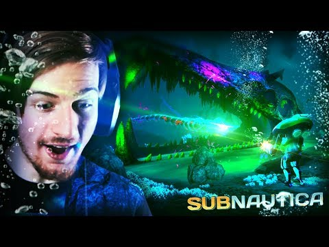 THE GARGANTUAN LEVIATHAN!? (+ Lost River Base!) || Subnautica (Part 11) Full Release