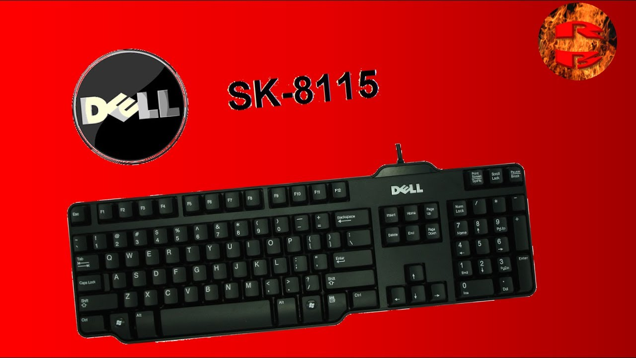 DELL USB KEYBOARD SK-8115 WINDOWS 8 DRIVER DOWNLOAD