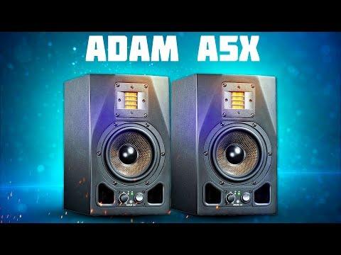 МОИ НОВЫЕ КОЛОНКИ 2019 🔥 ОТЗЫВ на ADAM A5X после EDIFIER R2800