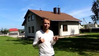 видео Выбор оптимального местоположения дома на участке.