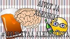 Aivot, alkoholi ja GABA  | #100faktaaalkoholista - 32