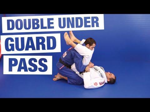 BJJ closed guard passes