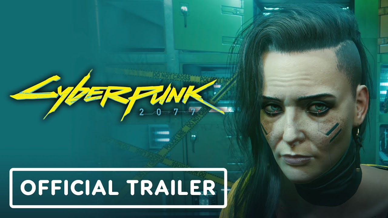 Cyberpunk 2077 - Official Launch Trailer