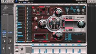 Logic Pro X - Video Tutorial 52 - Ultrabeat (PART 2) Drum Synthesis