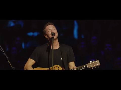 Coldplay - Ink (from Ghost Stories Live 2014)