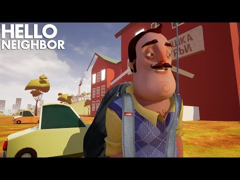 Taking The Neighbor TO SCHOOL!!! | Hello Neighbor (Beta 3)