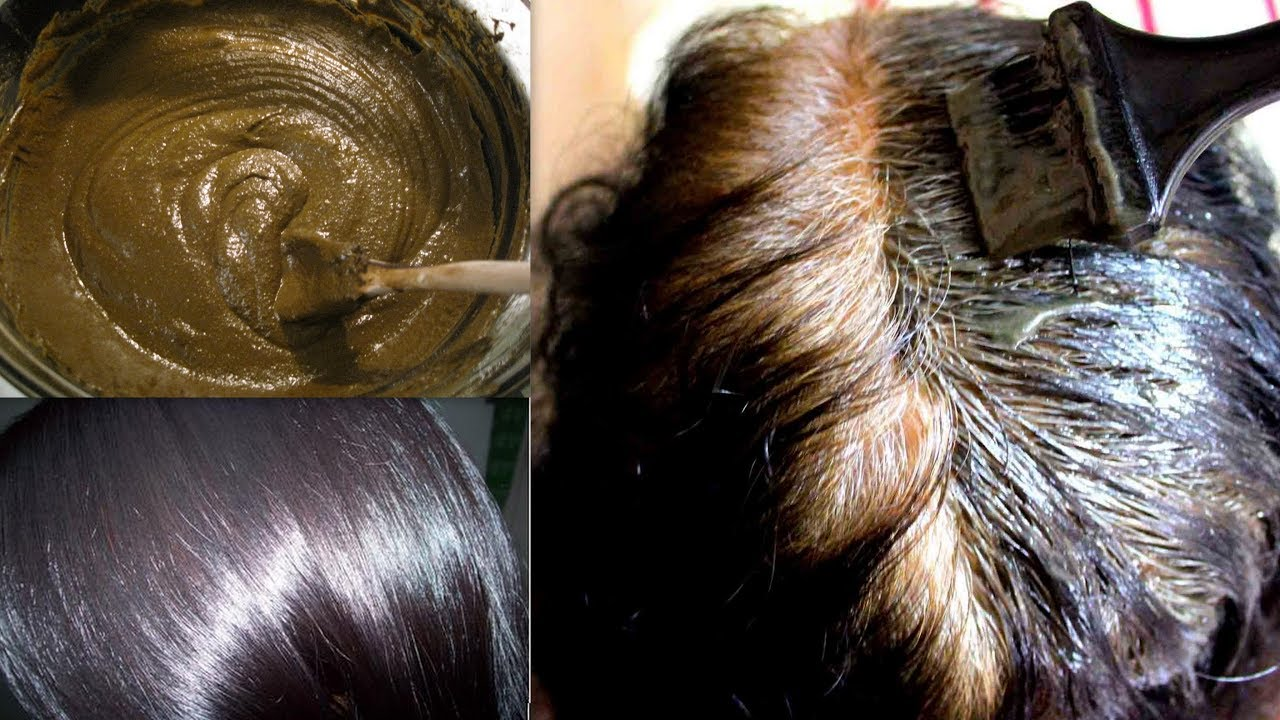 Healthy Hair Color