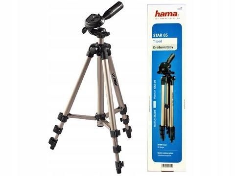 Штатив HAMA Star-5 (04105) Штатив для смартфона.