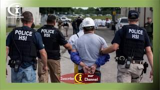ICE arresta a 146 trabajadores. La redada más grande de la historia en un sitio de trabajo