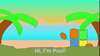 Hi Im Paul But Windows XP