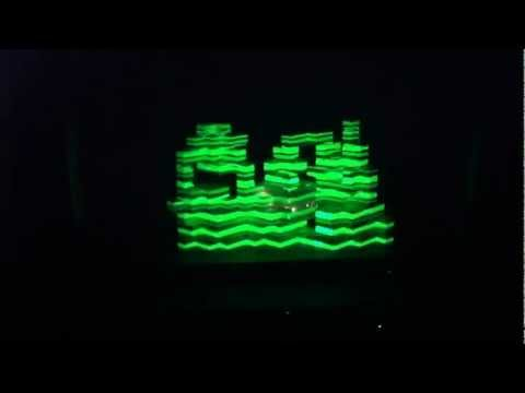 Amon Tobin ISAM Live at the Warfield, SF (Video 3)
